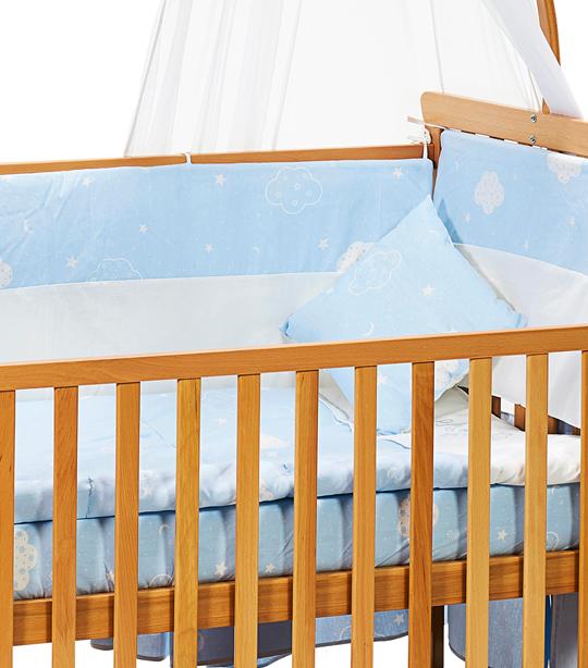 Mavi Bulut Tekstil Seti